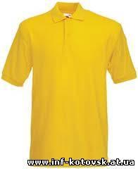 American style – это тениски поло плотностью