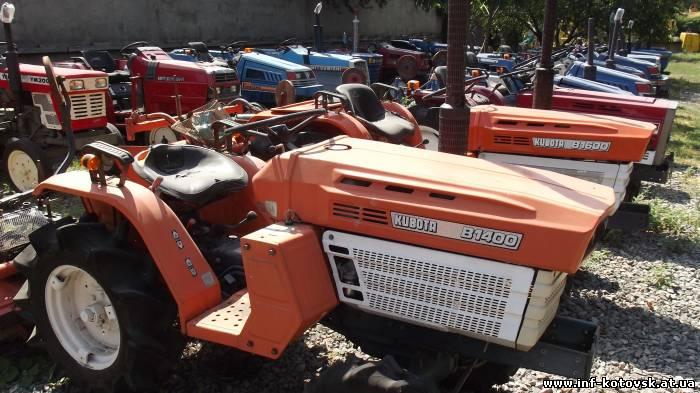 Продажа тракторов б/у Котовск. Купить тракторы в Котовске